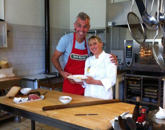 Photo of Uno chef australiano alla scoperta del vero tortellino