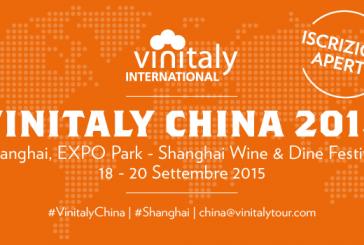 Con Vinitaly l'Italia al Wine & Dine Festival di Shanghai