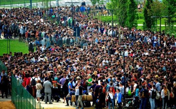 Photo of Gli acchiappa expo turisti visitatori