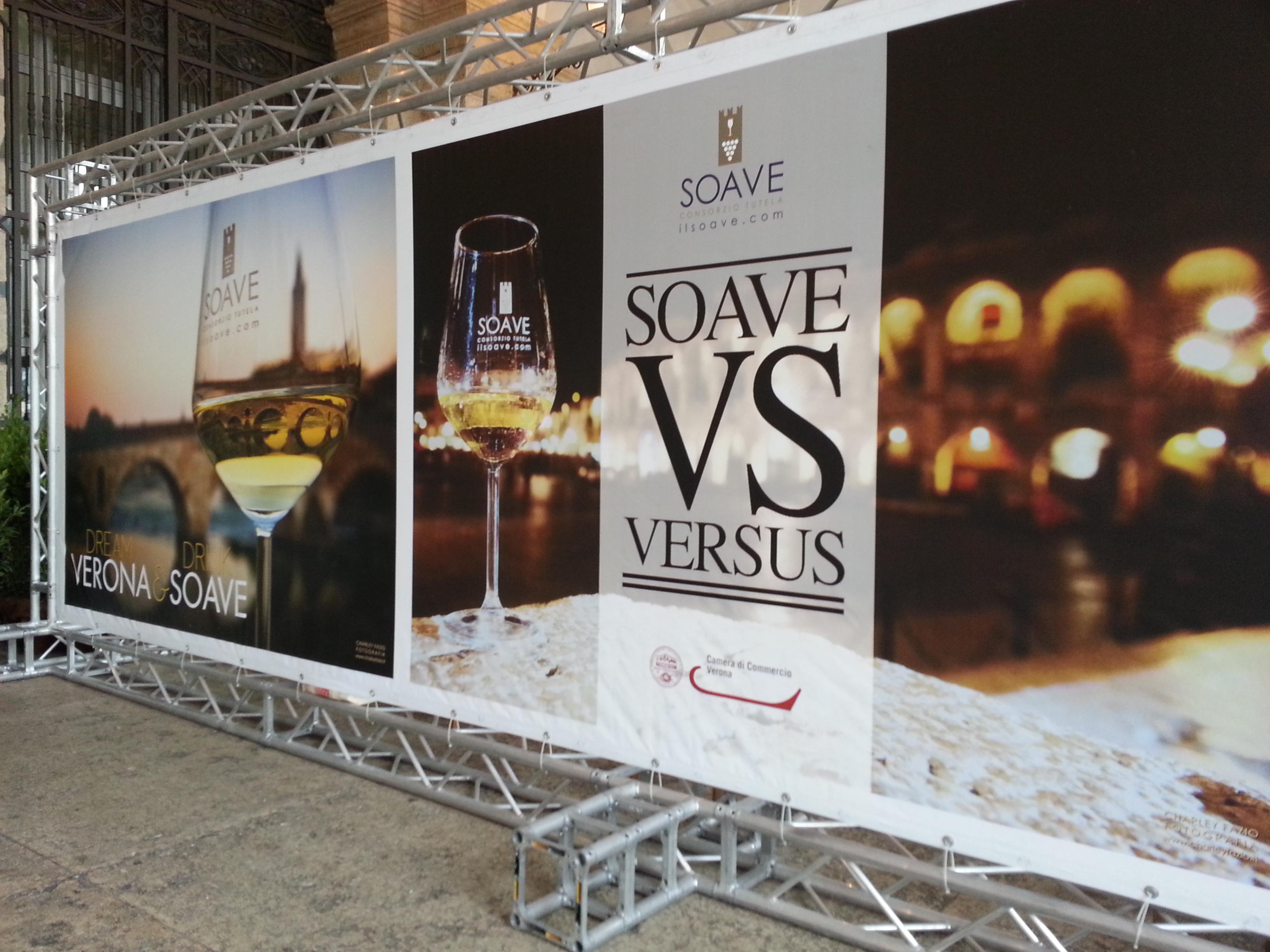 Photo of SoaveVersus accoglie la redazione