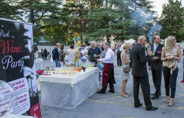 Photo of L'eccellenza slovena al Park Wine Party