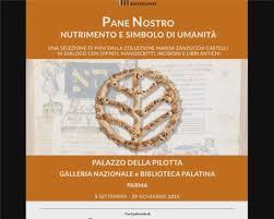 Pane Nostro in Mostra a Parma