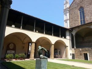 Santa Croce Chiostro Francescano