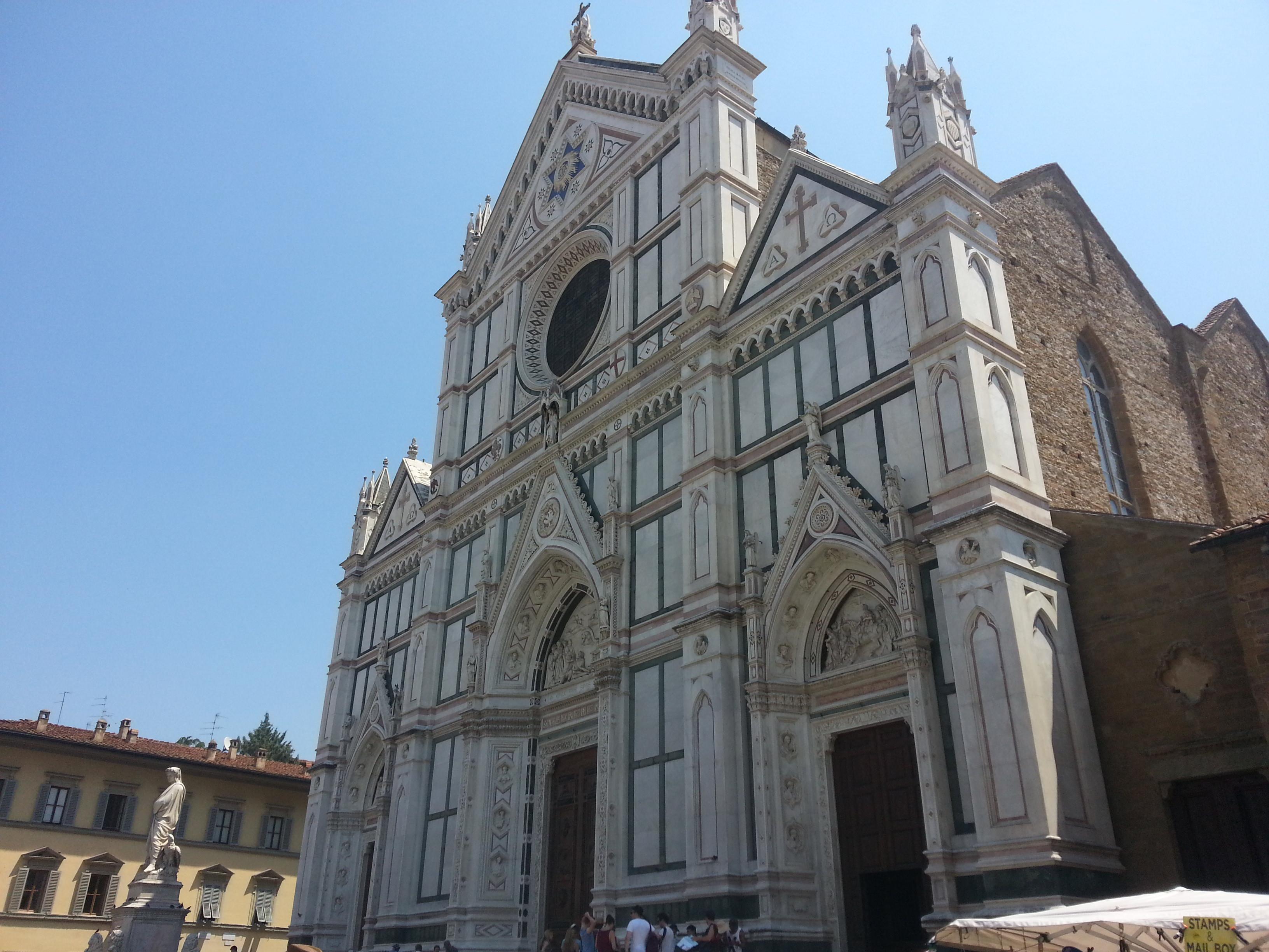 Firenze la storia scritta in Santa Croce