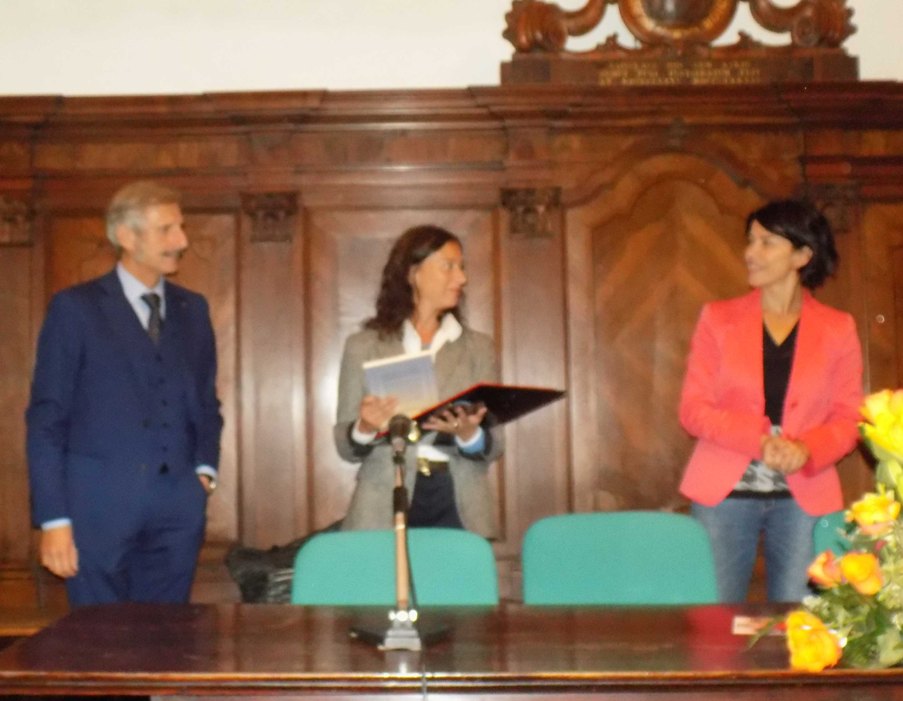 Photo of Premio giornalistico il Bursòn a Stefania Valbonesi