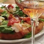 Chiaretto con la pizza: un compromesso gustoso