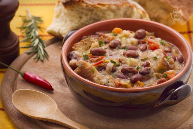 Photo of Sera di festa, pranzo di minestra