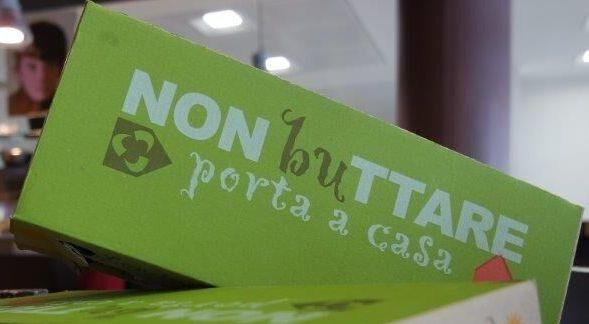 Photo of Non buttare, porta a casa!