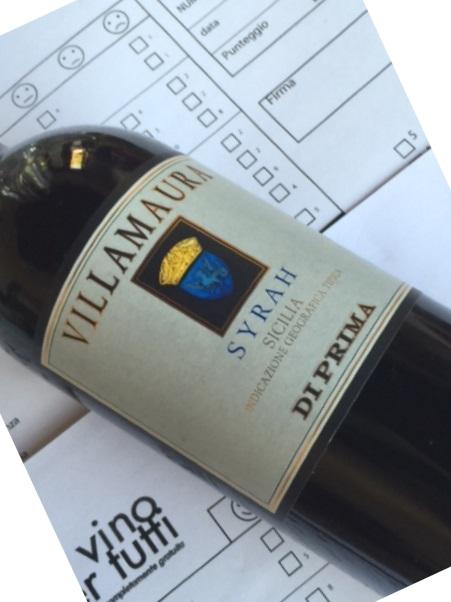 Villamaura, raffinato Syrah