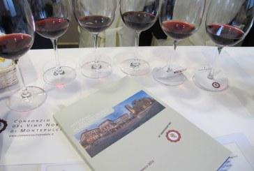 Vino nobile di Montepulciano: 5 stelle annata 2015