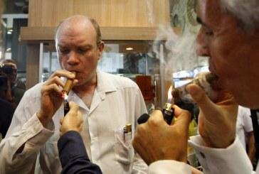 Vin Santo del Chianti e 50 anni del sigaro Cohiba