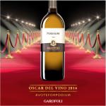 Podium 2013 candidato all'Oscar del vino 2016