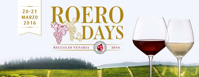 Roero Days, due giorni con il Roero a Torino