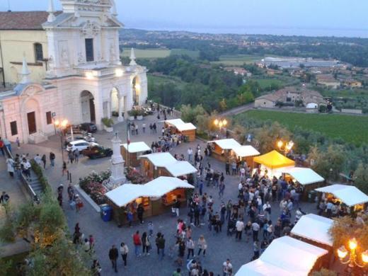 Fiera del Vino e Concorso per il miglior Valtènesi a Polpenazze