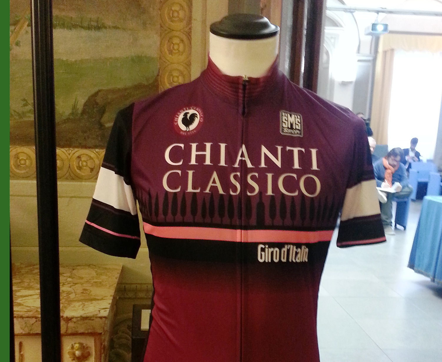 il Giro d'Italia attraversa il Chianti!