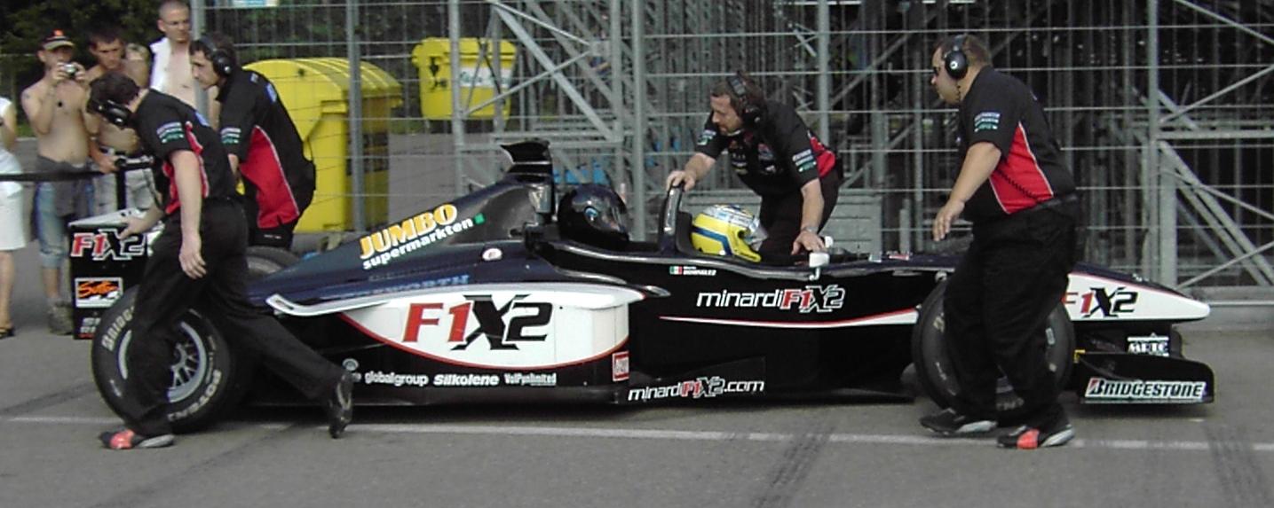 Vino e Motori: Poderi Morini al Minardi Day