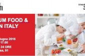 Food & Made in Italy, 4° Forum di Sole24Ore