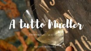Calici, forchette e cultura enogastronomica per Müller