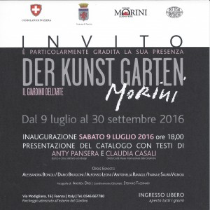 Der Kunst Garten Invito