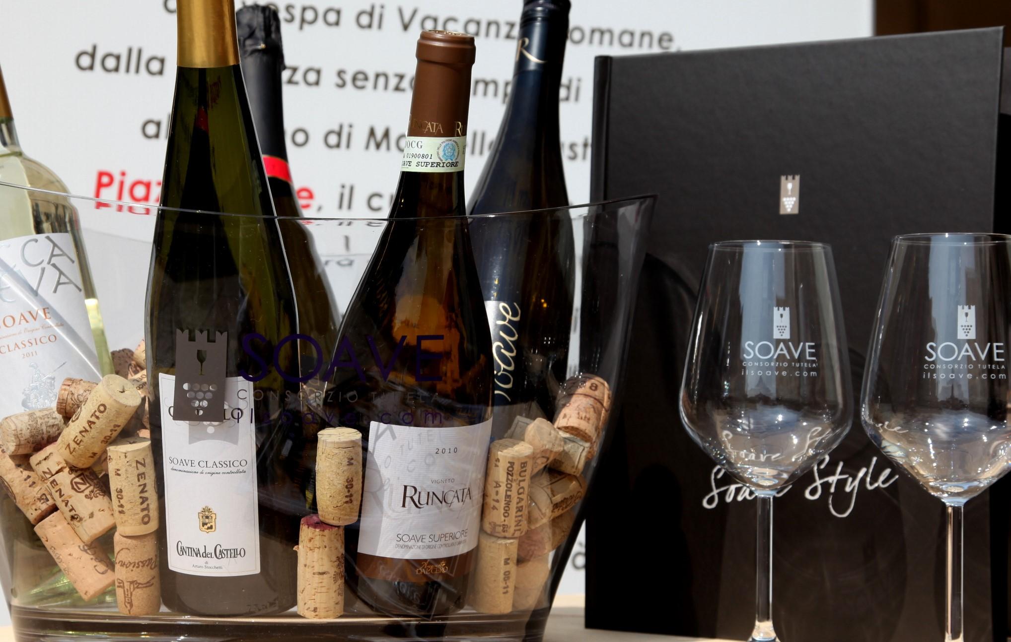 Come vendere vino all'estero