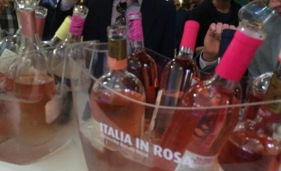 Ritorna il rosa sul Lago di Garda