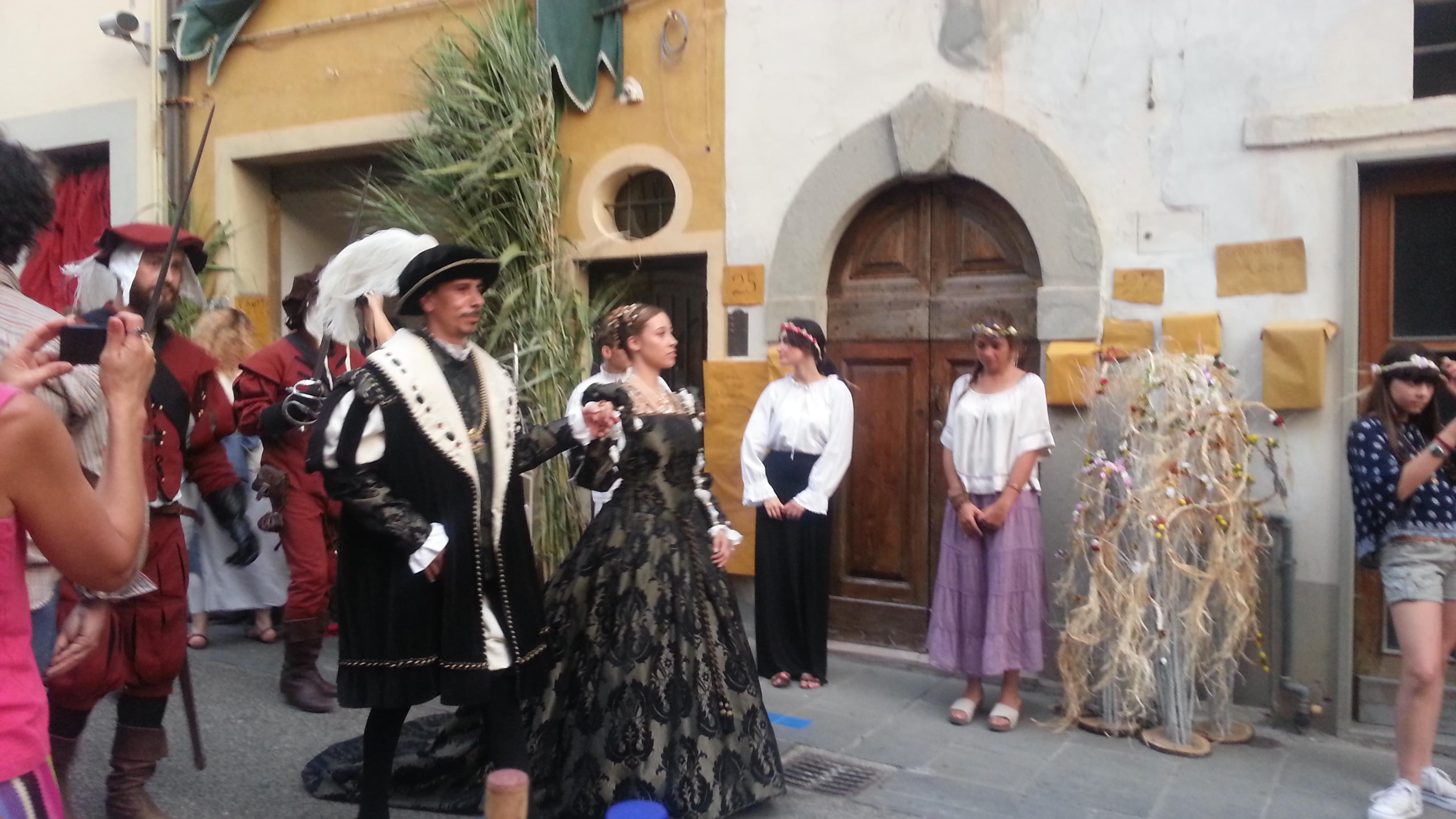Cerreto Guidi e la Notte d'Isabella