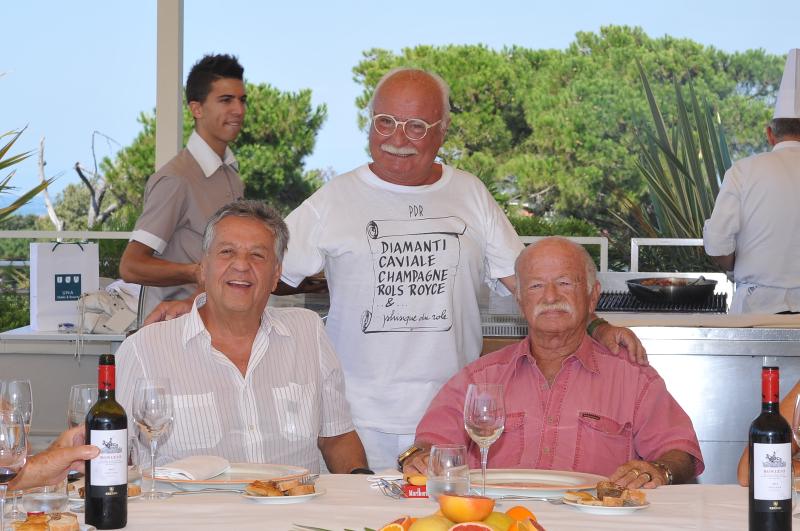 """A tavola sulla spiaggia: XXIV edizione sulle """"sabbie nobili"""" del Forte"""