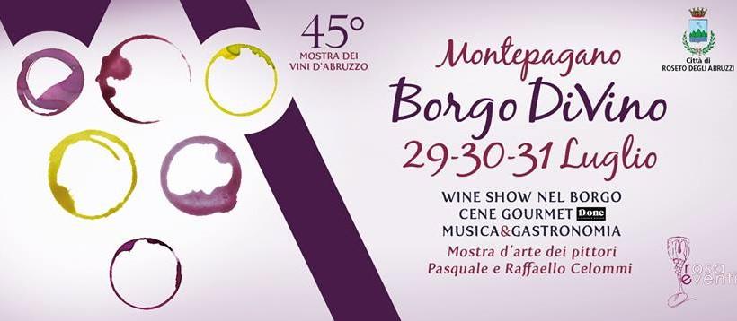 A Montepagano Borgo DiVino e D.One