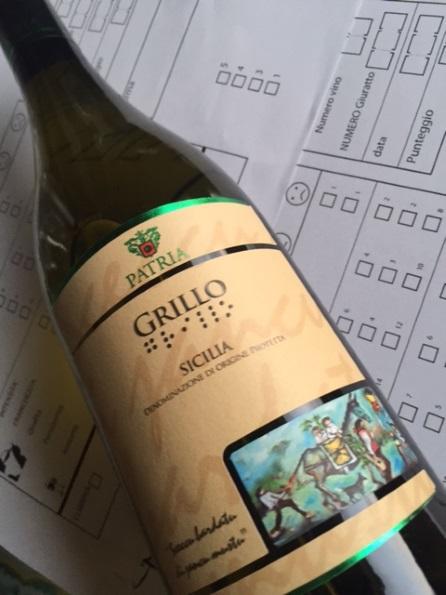 Grillo Patria Vini, sorsi di Sicilia