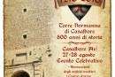 Casalbore, 800 anni per la Torre Normanna