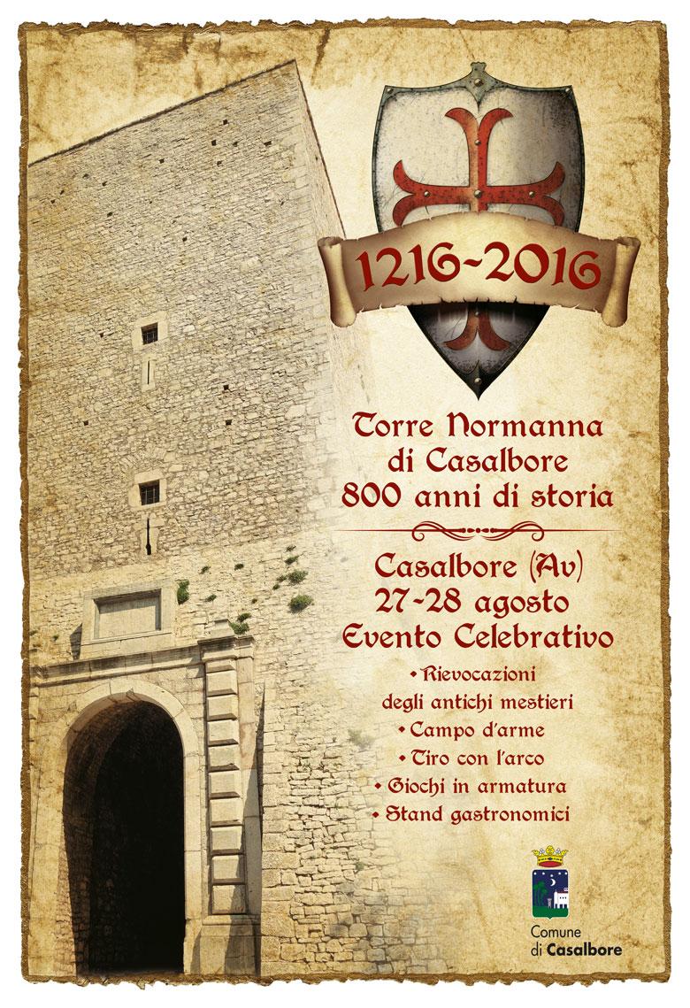 Photo of Casalbore, 800 anni per la Torre Normanna