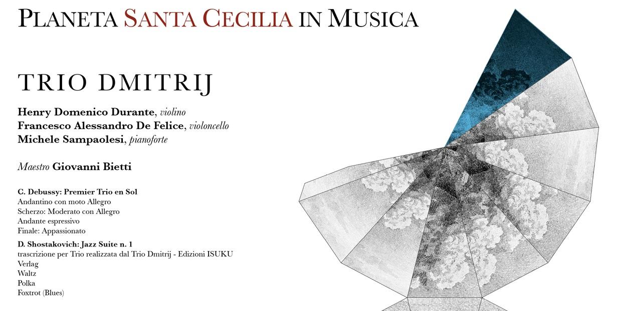 Photo of Da Planeta Concerto in Vigna con il Trio Dmitrij