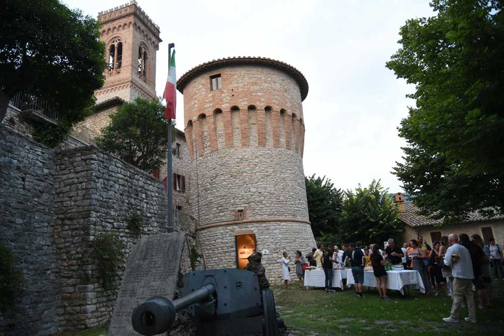 Photo of VI° edizione di Corciano Castello di vino
