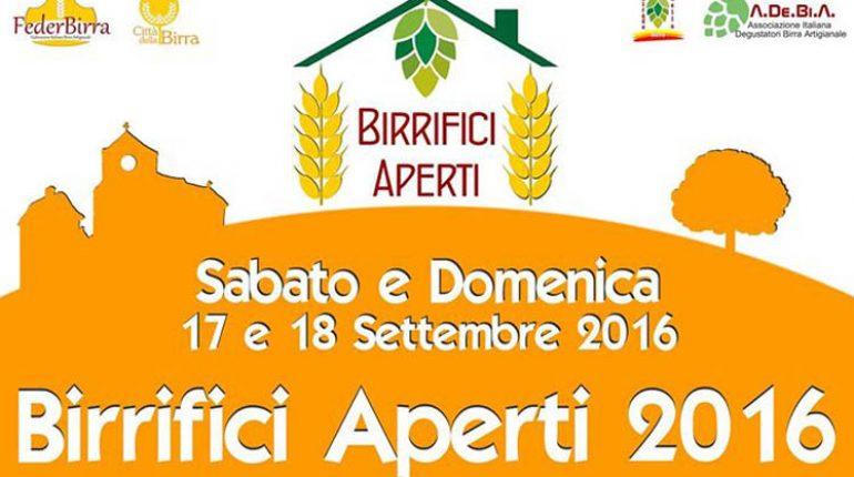 Photo of Birrifici Aperti 2016