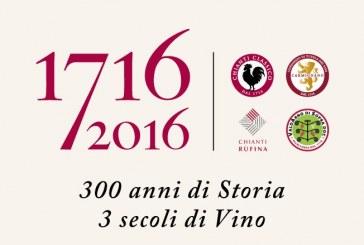 Tre secoli di vino eccellente