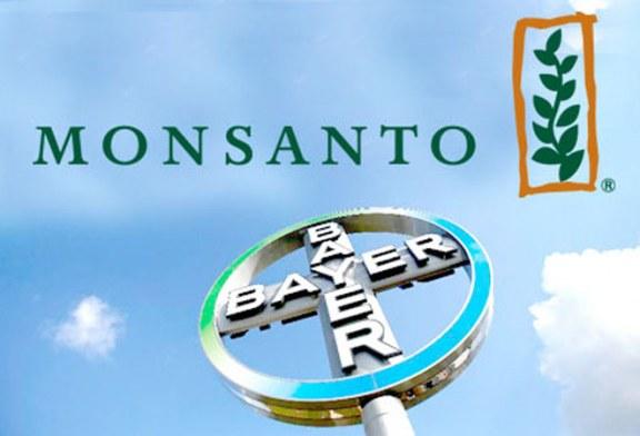 Bayer compra Monsanto