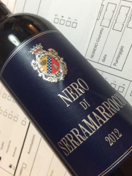 Nero di Serramarrocco, espressione siciliana