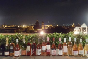Una serata con i rosati di Sicilia