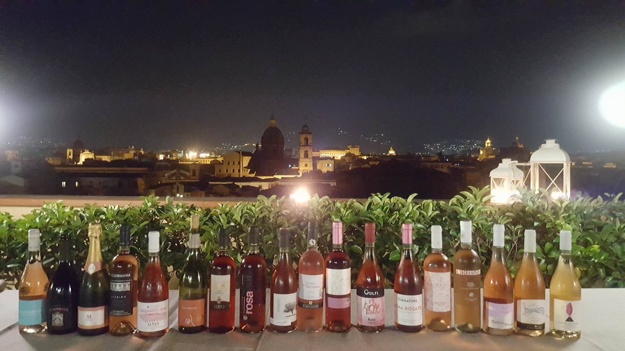 Photo of Una serata con i rosati di Sicilia