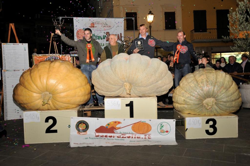 Photo of Zucca in festa a Foiano della Chiana