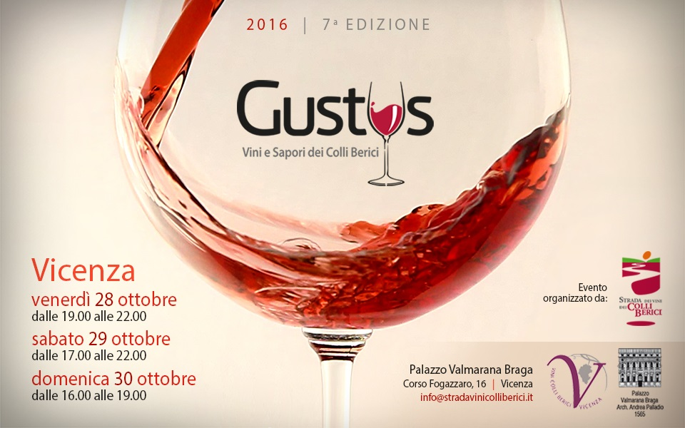 Photo of Gustus: Colli Berici da degustare