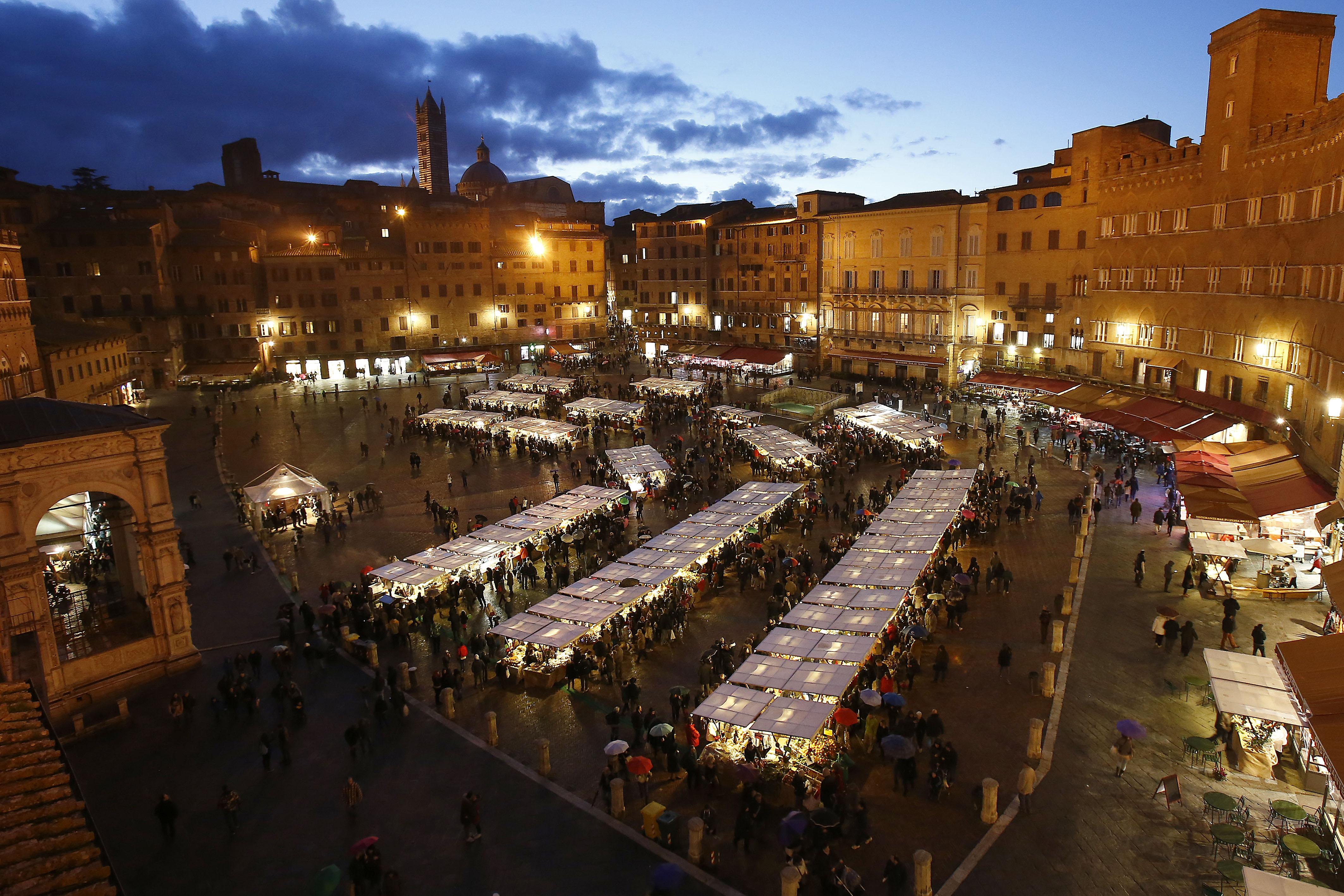 Photo of Mercato nel Campo e Chianti Classico