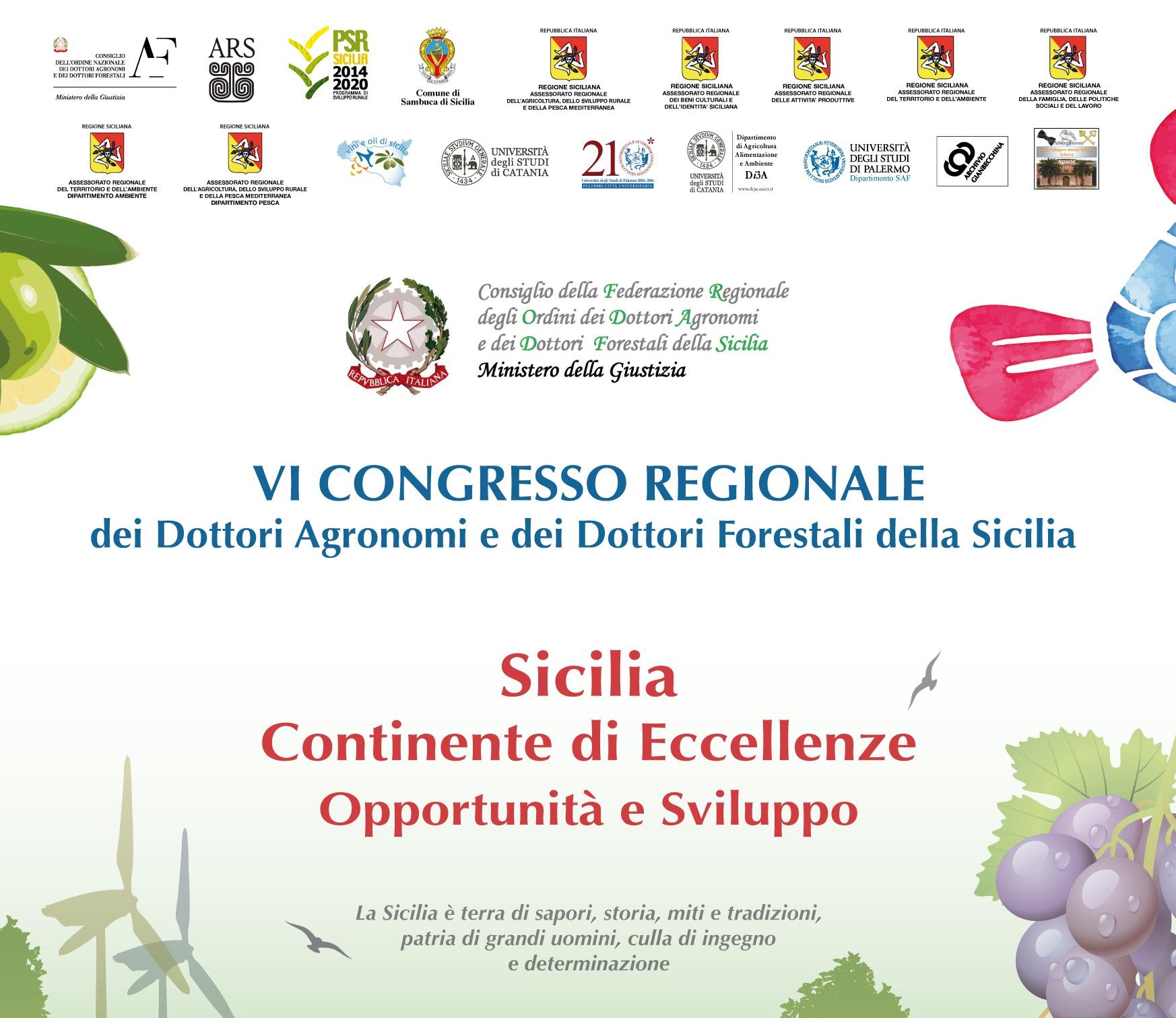 Photo of Gli agronomi siciliani a congresso