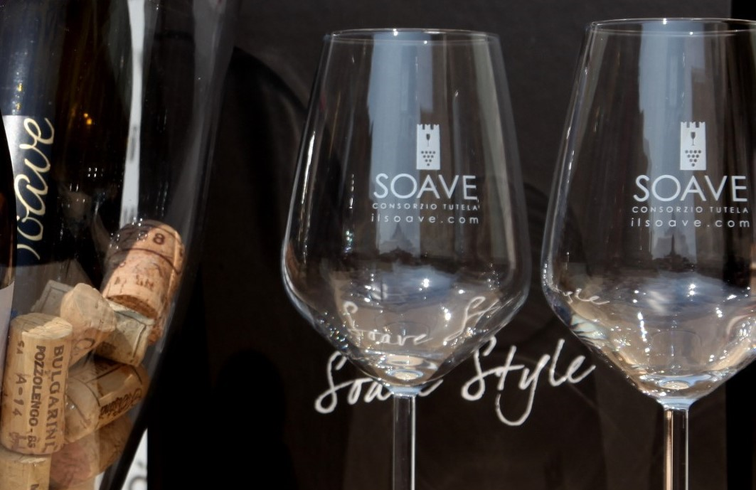 Photo of Ais Veneto con Soave per un Master Sommelier