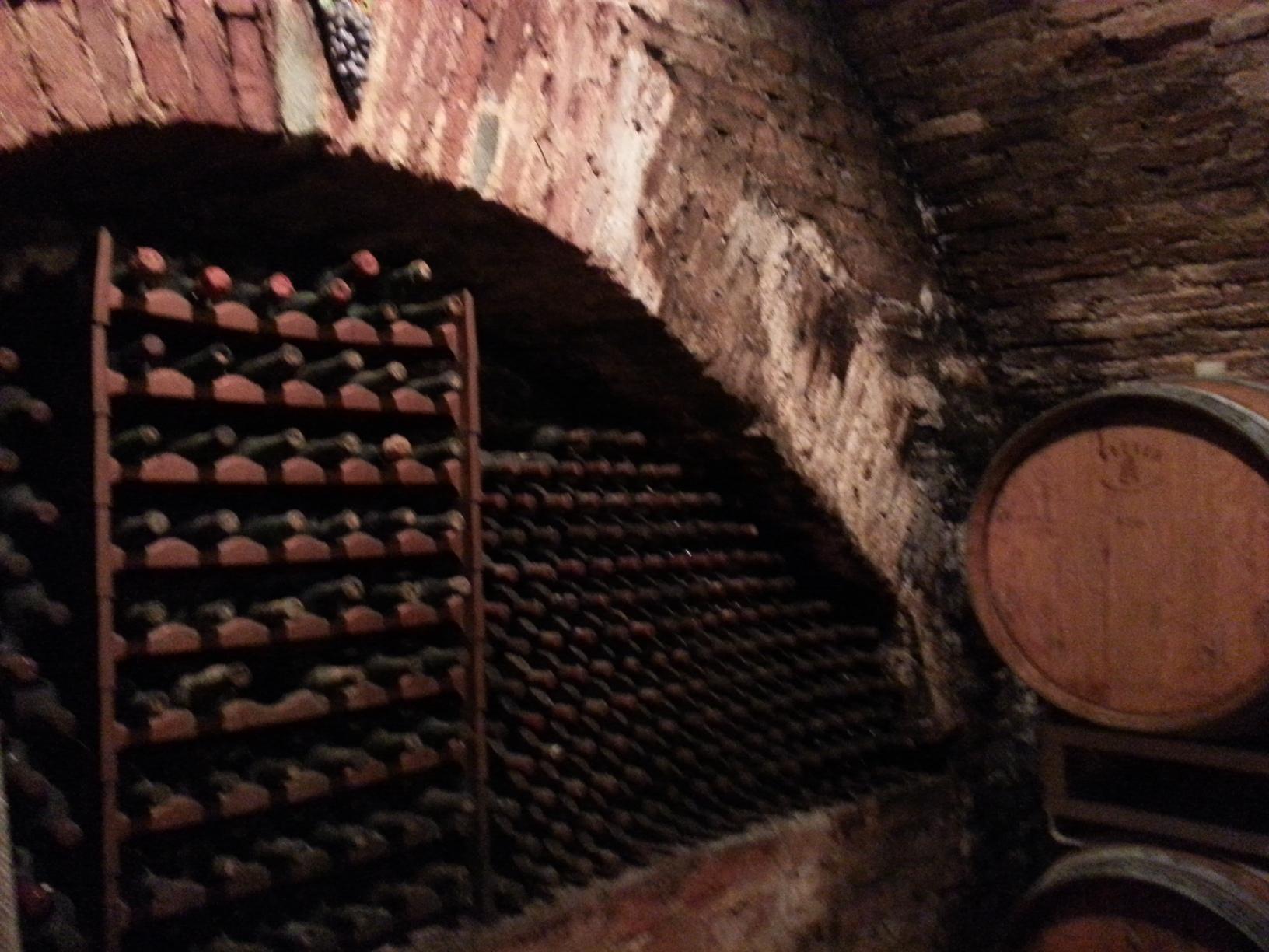 erezione a scomparsa winery