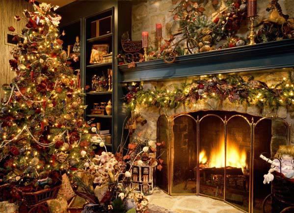 L'atmosfera del Natale