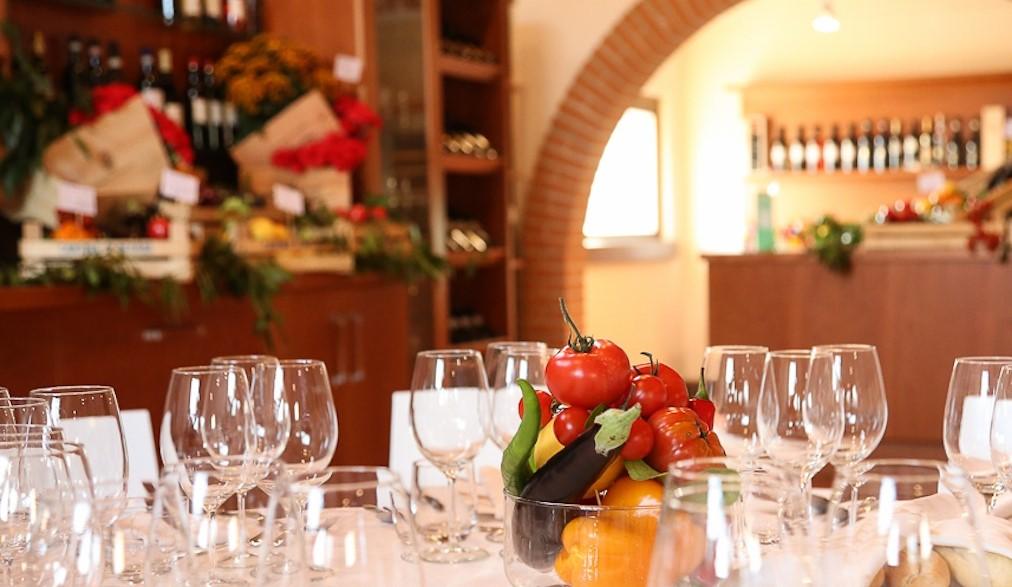 Photo of Domenica a pranzo in Cantina nei Domini Veneti di Negrar