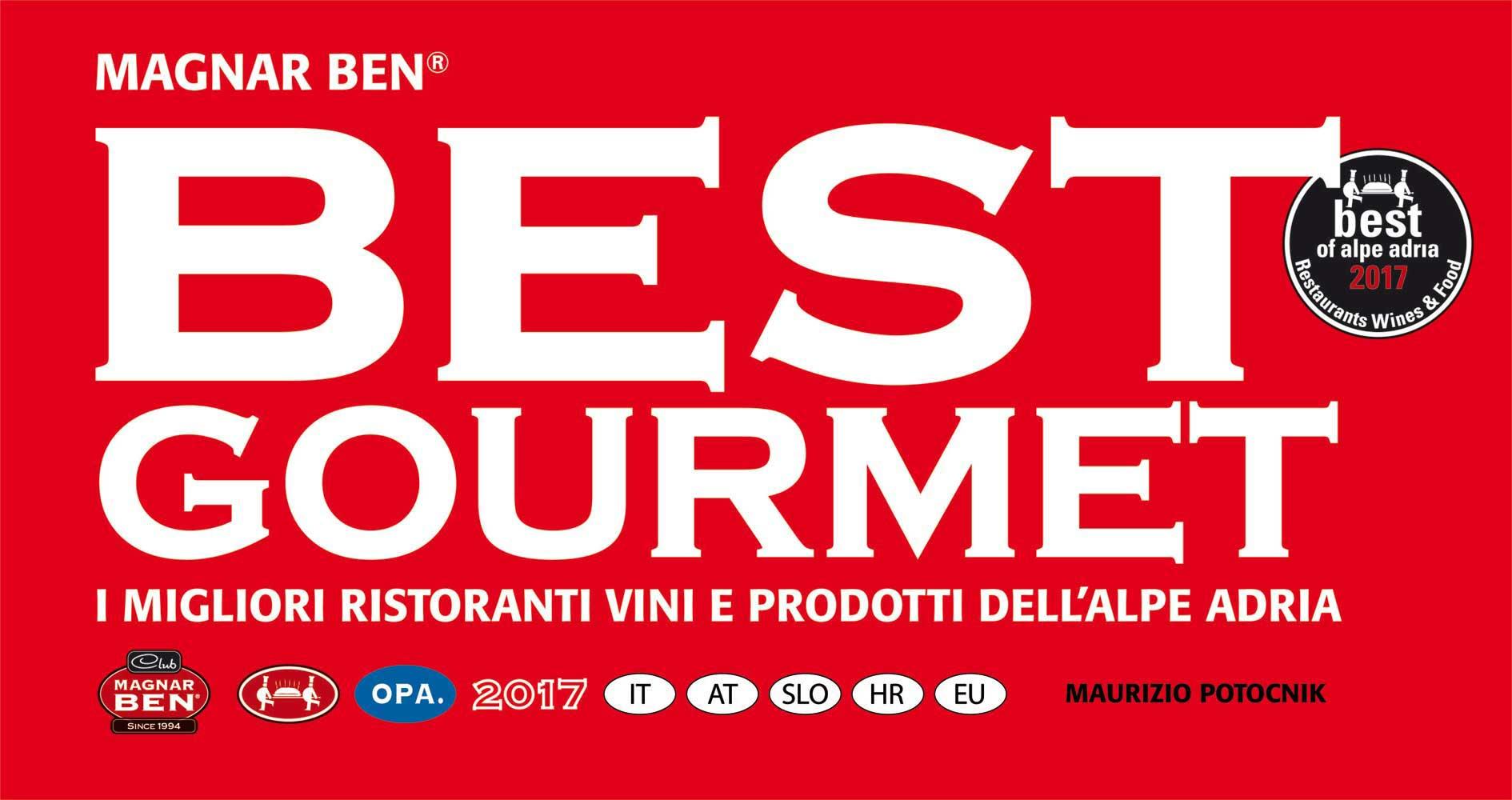 Photo of 21° edizione Guida Magnar Ben BEST GOURMET