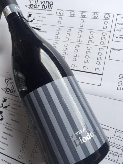 Diodoros, il vino dei Templi