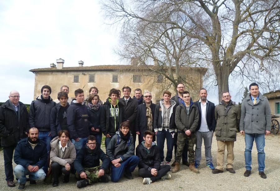 Scuola per contadini nel Chianti